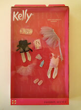 KELLY  SWEET BALLERINA - FASHION AVENUE - NRFB - 2001 - 2 COMPLETE OUTFITS