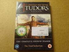 3-DISC DVD BOX / THE TUDORS -  SEIZOEN 4  ( JONATHAN RHYS MEYERS )