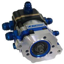 KSE TANDEM X DIRECT DRIVE PUMP,POWER STEERING,FUEL PUMP,SPRINT CAR,MAXIM,J&J,XXX
