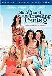 The Sisterhood of the Traveling Pants 2 (DVD, 2008)