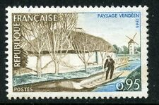 TIMBRE FRANCE NEUF LUXE ** N° 1439 PAYSAGE VENDEEN COTE 4 €