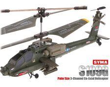 RC Helicopter Syma S109G Apache 3-Kanal IR Mini-Scale Koax-Hubschrauber mit Gyro