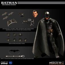 BATMAN Ascending Knight One:12 Collective Gray Suit Action Figure by Mezco Toyz