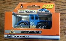 MATCHBOX #29 ROAD ROLLER - NEW IN BOX