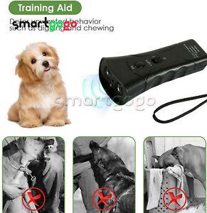 Anti Dog Barking Pet LED Light Ultrasonic Gentle Chaser Petgentle Style BSG