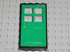 Porte LEGO Green door 60623 / Set 10224 76005 7597 10218 60112 60046 60048 31038