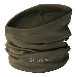 Deerhunter Rusky Silent Necktube Snood Neck Gaiter Peat Country Hunting Shooting