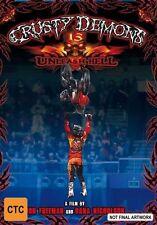 Crusty Demons 13 - Unleash Hell (DVD, 2008) New  Region 4