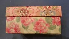 Punch Studio Decorative Shadow Box 81408 roses & butterflies