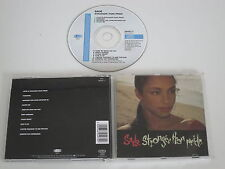 SADE/STRONGER THAN PRIDE(EPIC 460497 2) CD ALBUM