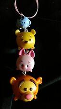 Disney Tsum Tsum Winnie the Pooh vinyl Christmas Ornament Eeyore Tigger Piglet