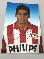 CARLOS SALCIDO  PSV EINDHOVEN Olympiasieger 2012 In-person signed Foto 10 x 15