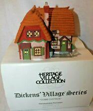 Department 56-Dickens Village Series-Cobb Cottage-1994-58246-Herita ge Village