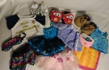 Build A Bear Workshop Clothes Babw 3 pairs of Shoes, 10 pieces of clothing