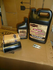 Harley Davidson sportster service kit  for 1984 to 2017  WITH BLACK OIL FILTER