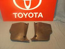 83-88 Toyota Pickup 4runner left and right Cowl Trim Kicker Panel Gray