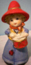 Drummer boy bell Jasco 1978 4 1/2""