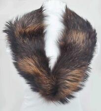 "Genuine Fox Fur Stole 42""/37"" NEW"
