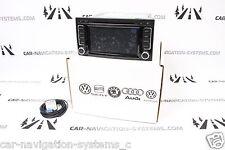 Volkswagen VW Touareg genuine navigation RNS 510 BRAND NEW LCD B 2016 V13