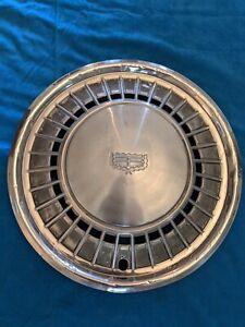 "1974 Mercury Montego Hubcap 14"""