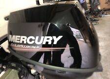 Hood Top Cover Cowling with Decals ~ Mercury 8HP 9.9HP Outboard (Mariner) 209CC