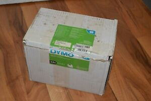 Dymo 36 mm x 89 mm LW Large Address Labels, 24 Rolls of 130, Easy-Peel (3120)