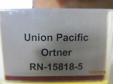 JTC - 5-Bay Ortner Rapid Discharge Hopper (Union Pacific)