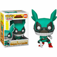 Funko Pop! Animation: My Hero Academia (S3) - Deku w/ Helmet Vinyl Figure