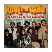 Kool And The Gang - Get Down On It: The Collection (NEW CD)