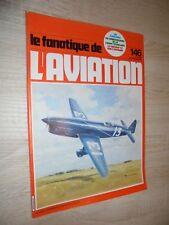 Le fanatique de l'aviation n° 146 de 1982 avec le poster