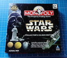 Monopoly Star Wars - Collector's PC CD-ROM Edition - 1997 20th Anniversary