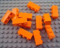 LEGO Lot of 12 Orange 1x3 Basic Creator Building Bricks