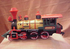 "New Bright Engine #12 ~ Battery Operated 1885 Locomotive - Engine Only (14"" L)"