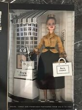 See's Barbie I Left My Heart in San Francisco Special Edition Mattel 2001 NRFB.