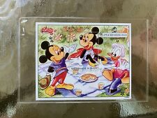 Disney Little Red Riding Hood Happy Ending Collectible Stamp