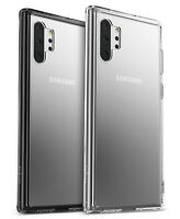 For Samsung Galaxy Note 10 Plus Case, Ringke [FUSION] Protective Clear Cover