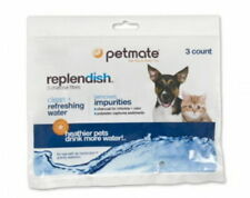 Petmate Replendish Replacement Charcoal Filter (1 package = 3 filters total) NEW