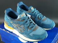 ASICS GEL LYTE V LEGION BLUE STORM PACK 3 SIZE UK 4.5 EU 37 OG DS TRAINERS SHOES