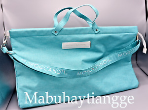 Moroccanoil Turqouise Bag  - Only Bag - No Products