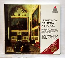 GIOVANNI ANTONINI musica da Camera a Napoli TELDEC CD NM