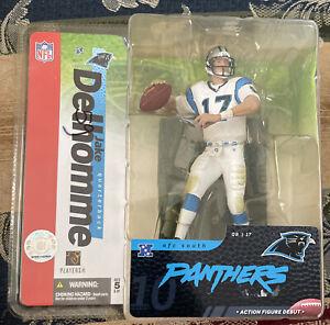 Carolina Panthers Jake Delhomme Series 10 Mcfarlane Sportspicks figure