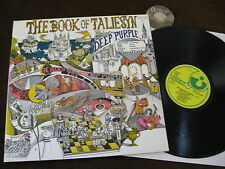 LP Deep Purple the book of taliesyn Germany | m-to EX
