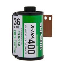 Fujifilm Superia X-TRA 400 135-36 35mm Farbfilm Color X tra Xtra Kleinbildfilm