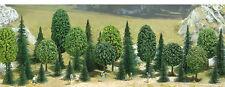 Busch 6590 Z Mischwald-Packung mit 35 Bäumen NEU OVP ,
