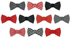 20 water slide nail art transfer red and black bow mix decals fun