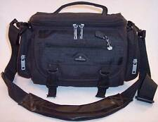 Vintage Samsonite Padded Black Camera Camcorder Case Shoulder Bag, Exc. Cond.!