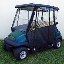 Golf Cart Club Car Precedent Odyssey Enclosure Black