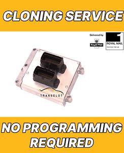 SAAB VAUXHALL TRIONIC T8 ECU ENGINE CONTROL UNIT CLONING DATA TRANSFER SERVICE