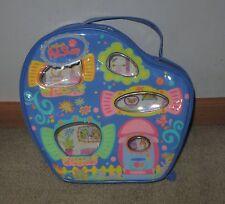 Hasbro LPS Littlest Pet Shop---Carry Case Storage Box Houses---Vinyl Zip Up