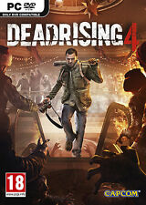 Dead Rising 4 PC IT IMPORT CAPCOM